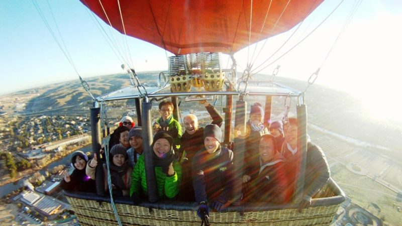 Balloon Flight in Madrid. Adventure tours and Outdoor Experiences in Madrid.