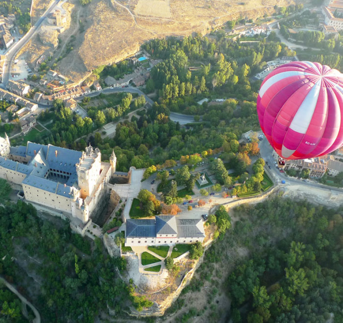 Outdoor Activities and Adventure tours in Segovia