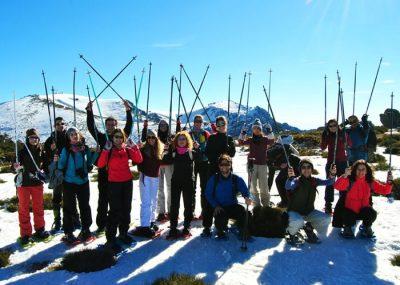 Deportes de nieve en madrid
