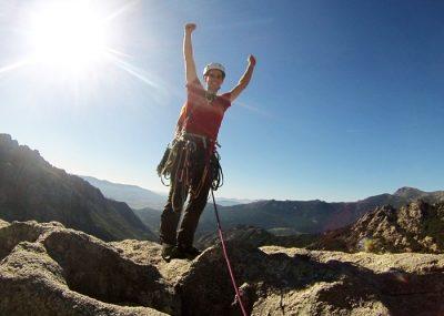 Ascensiones de Escalada y Montaña con Dreampeaks