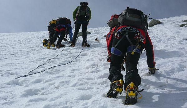 Curso de Alpinismo en Madrid con Dreampeaks.