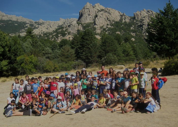 Actividades para Colegios en Madrid con Dreampeaks