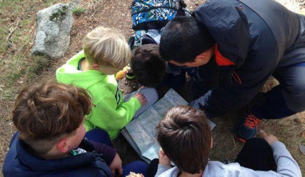Taller de Supervivencia con niños en Madrid. Aventura de Supervivencia en Familia con Dreampeaks.
